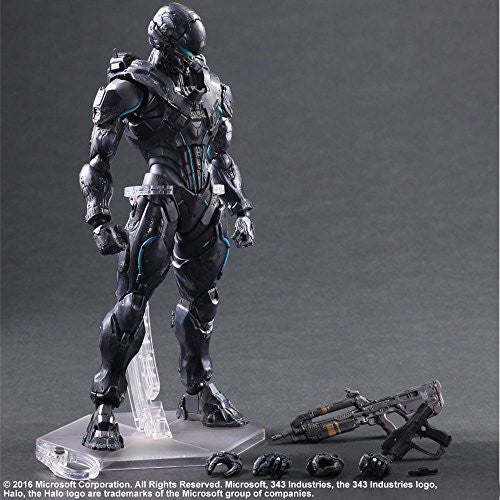 Image 2 for Halo 5: Guardians - Spartan Locke - Play Arts Kai (Square Enix)