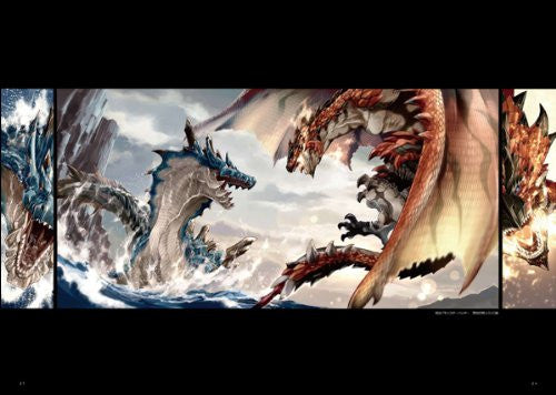 Image 7 for Monster Hunter   Ryuta Fuse Art Collection