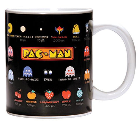 Image for Pac-Man - Kimagure - Machibuse - Oikake - Otoboke - Mug - Heat Change Mug (Paladone)