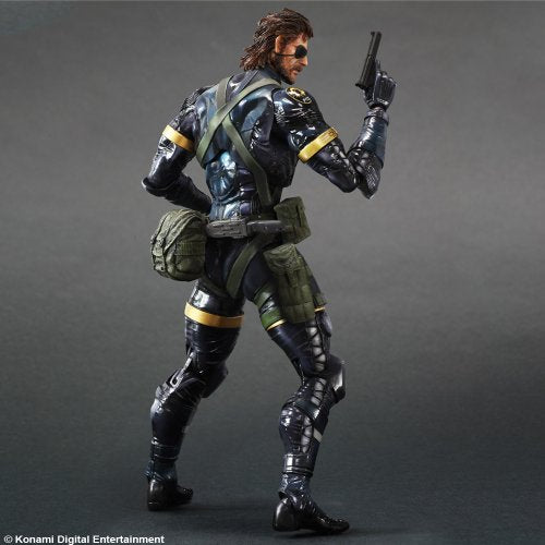 Image 6 for Metal Gear Solid V: Ground Zeroes - Naked Snake - Play Arts Kai (Square Enix)