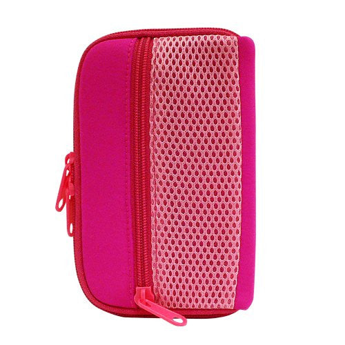 Image 2 for 3D Mesh Cover 3DS (pink)3D Mesh Cover 3DS (red)