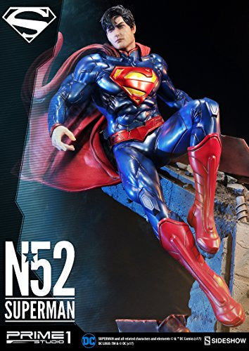 Image 12 for Justice League - Superman - Premium Masterline PMN52-01 - 1/4 - The New52! (Prime 1 Studio, Sideshow Collectibles)