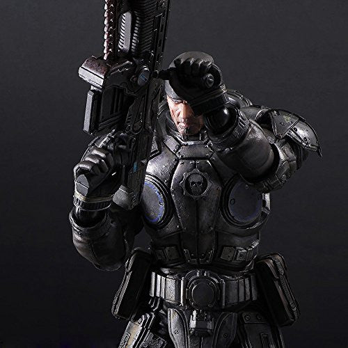 Image 4 for Gears of War - Marcus Fenix - Play Arts Kai (Square Enix)