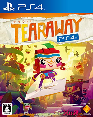 Image 1 for Tearaway PlayStation 4