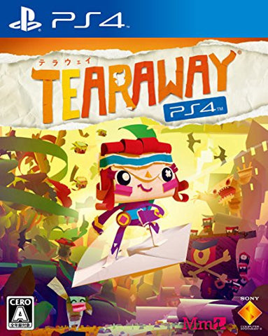 Image for Tearaway PlayStation 4