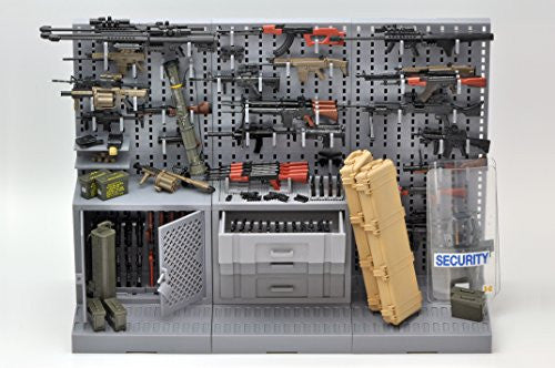 Image 5 for Little Armory LD006 - Gun Rack B - 1/12 (Tomytec)