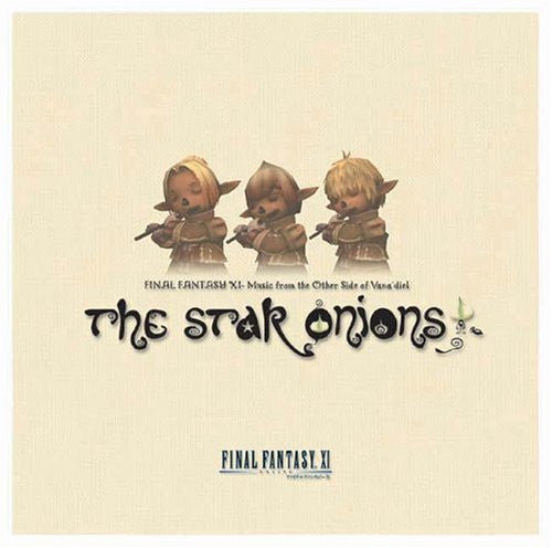 Image 1 for THE STAR ONIONS FINAL FANTASY XI- Music from the Other Side of Vana'diel