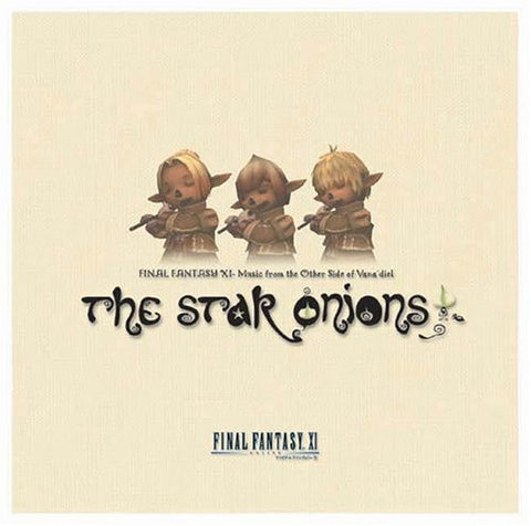 Image for THE STAR ONIONS FINAL FANTASY XI- Music from the Other Side of Vana'diel