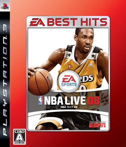 Image 1 for NBA Live 08 (EA Best Hits)