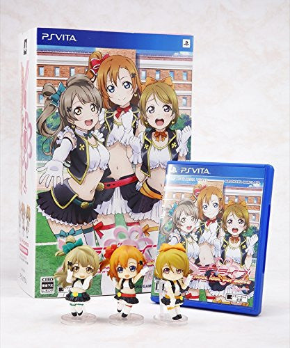 Love Live! School Idol Paradise Vol.1 Printemps Unit [Limited Edition]
