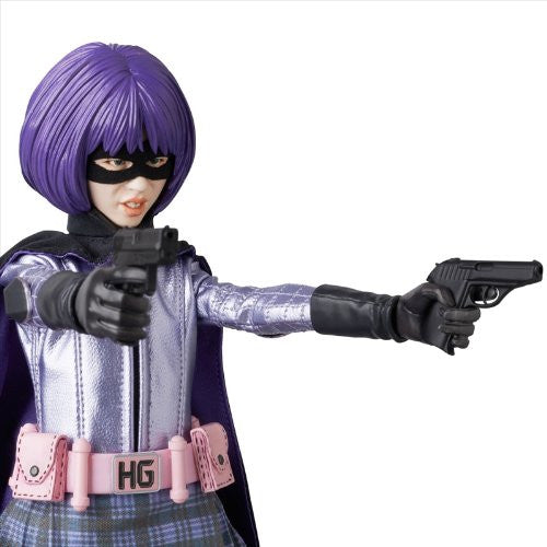 Image 6 for Kick-Ass - Hit-Girl - Real Action Heroes #677 - 1/6 (Medicom Toy)