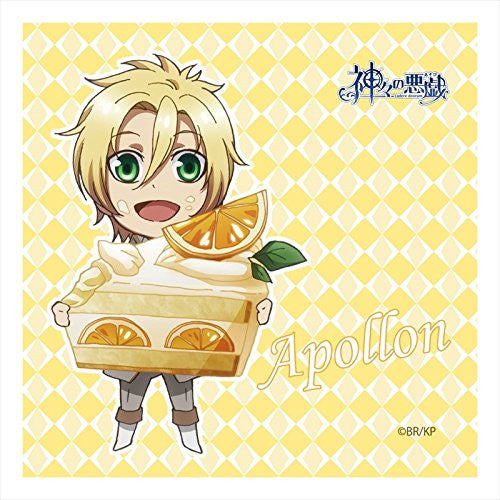 Image 1 for Kamigami no Asobi - Ludere deorum - Apollon Agana Belea - Towel - Mini Towel (Contents Seed)