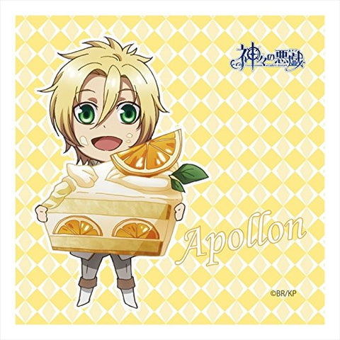 Image for Kamigami no Asobi - Ludere deorum - Apollon Agana Belea - Towel - Mini Towel (Contents Seed)