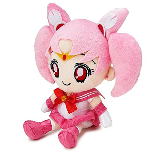 Image 2 for Bishoujo Senshi Sailor Moon - Sailor Chibimoon - Mini Cushion - Sailor Moon Mini Plush Cushion (Bandai)
