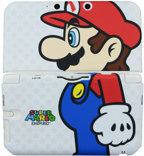 Image 2 for Rubber Coat Cover for 3DS LL (Mario)