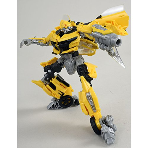 Image 3 for Transformers: The Last Knight - Bumble - Transformers Movie TLK-22 - New Bumblebee (Takara Tomy)