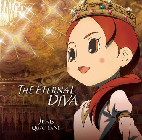 Image for The Eternal Diva / Jenis Quatlane