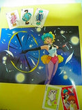 Thumbnail 2 for Magical Emi, The Magic Star Best Collection Semishigure Illustration Art Book