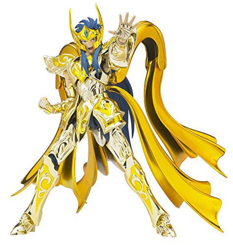 Saint Seiya: Soul of Gold - Aquarius Camus - Myth Cloth EX (Bandai)