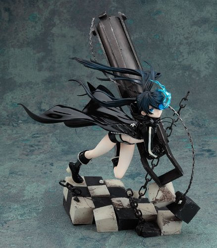 Image 2 for Black ★ Rock Shooter - 1/8 - Anime Ver. (Good Smile Company)