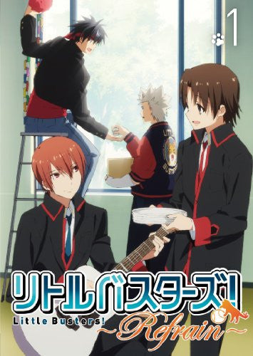 Image 2 for Little Busters Refrain Vol.1
