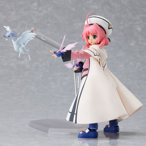 Image 4 for Mahou Shoujo Lyrical Nanoha StrikerS - Caro Ru Lushe - Figma #089 - Barrier Jacket ver. (Max Factory)