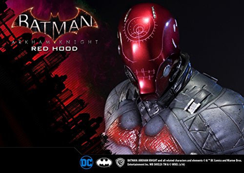 Image 3 for Batman: Arkham Knight - Red Hood - Museum Masterline Series MMDC-09 (Prime 1 Studio)