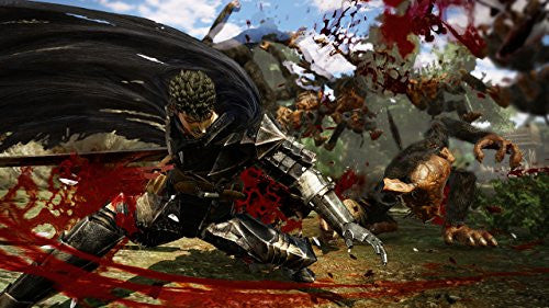 Image 2 for Berserk Musou - GAMECITY Version