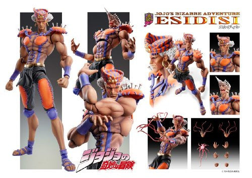 Image 5 for Jojo no Kimyou na Bouken - Battle Tendency - ACDC - Super Action Statue #46 (Medicos Entertainment)