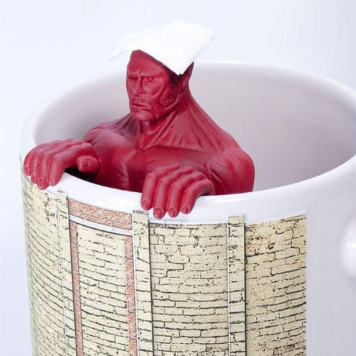 Image 2 for Shingeki no Kyojin - Colossal Titan - Mug (ACG)