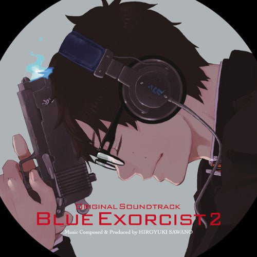 Image 1 for Blue Exorcist Original Soundtrack 2
