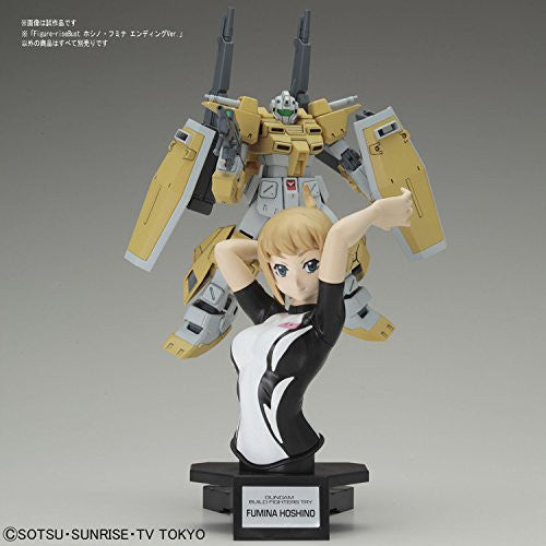 Image 7 for Gundam Build Fighters Try - Hoshino Fumina - Bust - Figure-rise Bust - Ending ver.