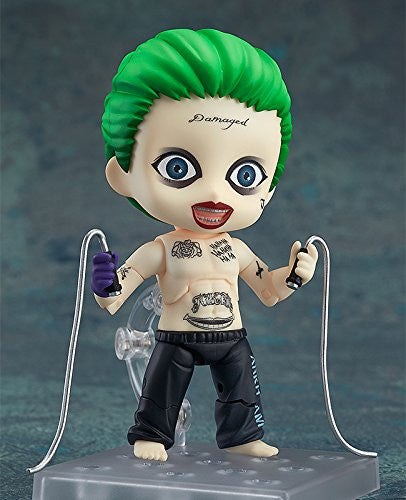 Image 3 for Suicide Squad - Joker - Nendoroid #671 - Suicide Edition (Good Smile Company)