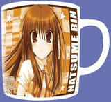 Thumbnail 2 for Little Busters! - Kamikita Komari - Natsume Rin - Mug (Broccoli Key Visual Art's)