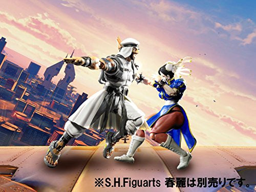 Image 2 for Street Fighter V - Rashid - S.H.Figuarts
