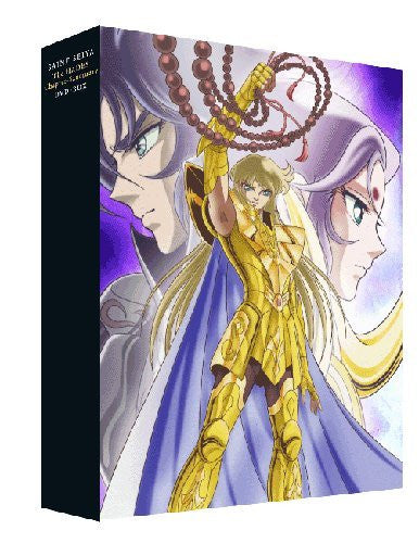 Image 2 for Saint Seiya The Hades Chapter - Sanctuary Dvd Box