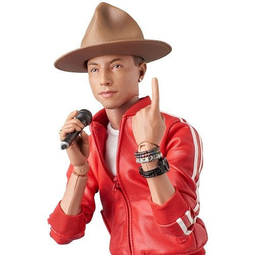 Image 3 for Pharrell Williams - Real Action Heroes No.755 - 1/6 - Get Lucky (Medicom Toy)