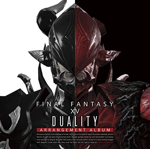 Image 1 for FINAL FANTASY XIV : Duality ~ Arrangement Album ~