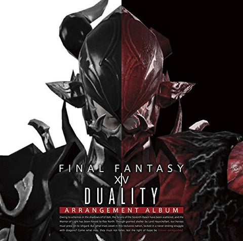 Image for FINAL FANTASY XIV : Duality ~ Arrangement Album ~