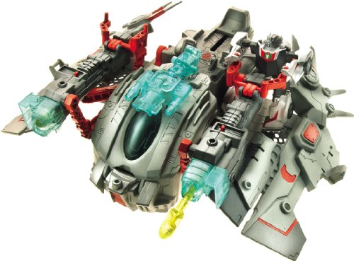 Image 1 for Transformers Prime - Wheeljack - EZ Collection - Spaceship Star Hammer & Wheeljack (Takara Tomy)