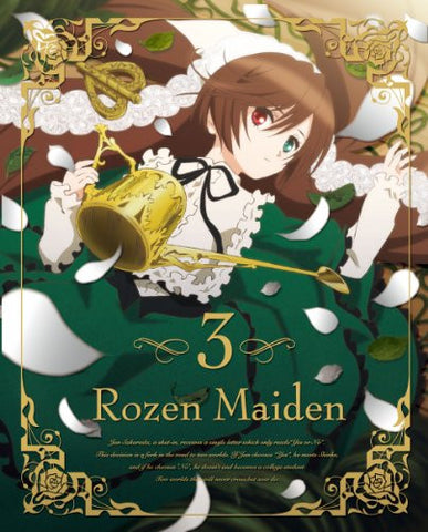 Image for Rozen Maiden Vol.3