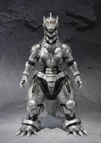Image 3 for Gojira vs. MechaGojira - MechaGojira - S.H.MonsterArts - MFS-3 Kiryu (Bandai)