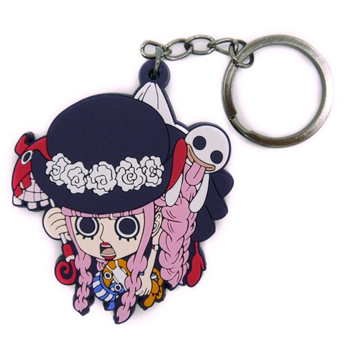 Image 1 for One Piece - Perona - Keyholder - Rubber Strap - Tsumamare (Cospa)