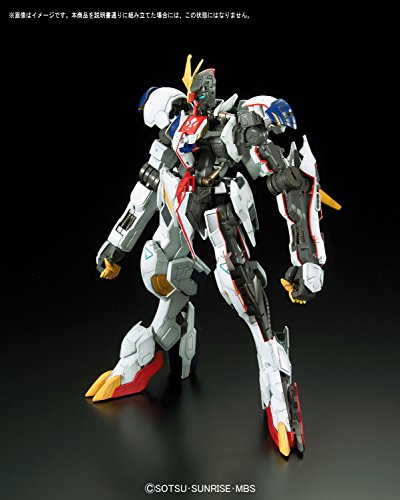 Image 6 for Kidou Senshi Gundam Tekketsu no Orphans - ASW-G-08 Gundam Barbatos Lupus Rex - 1/100 Gundam Iron-Blooded Orphans Model Series - 1/100 (Bandai)