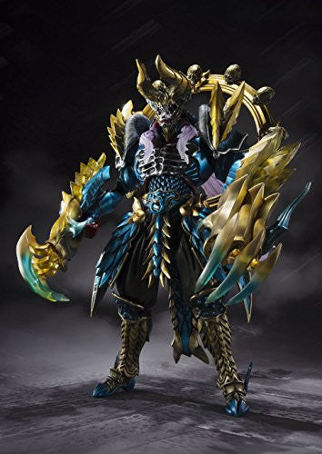 Image 9 for Monster Hunter - Hunter - Jinouga - S.H.Figuarts - Tamashii Mix (Bandai)