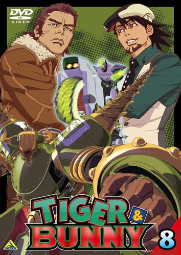 Image 2 for Tiger & Bunny 8