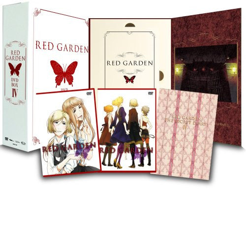 Image 1 for Red Garden DVD Box 4