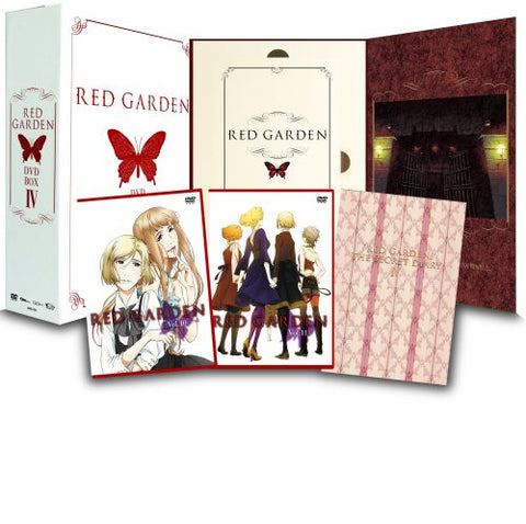 Image for Red Garden DVD Box 4