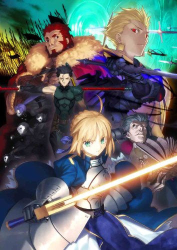 Image 2 for Fate/Zero Blu-ray Disc Box I [5Blu-ray+2CD]