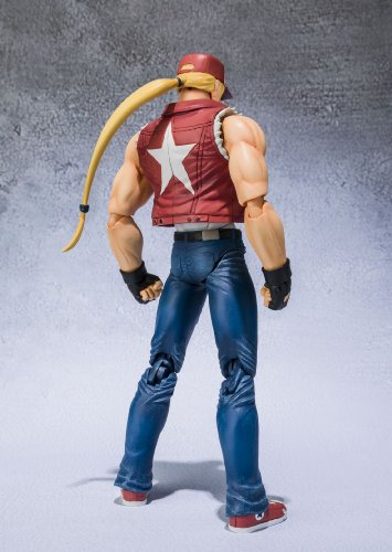 Image 2 for Garou Densetsu - The King of Fighters - Terry Bogard - D-Arts (Bandai)